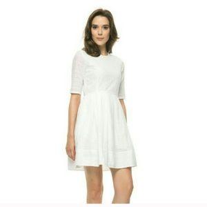 White Eyelet dress from GAP